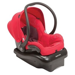 Maxi-Cosi *Maxi-Cosi Mico NXT - Banc pour Bébé/Maxi-Cosi Mico NXT Infant Car Seat Rouge Intense/Intense Red Taille Unique/One Size