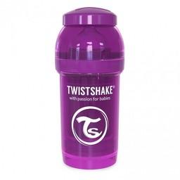 Twistshake Twistshake - Biberon Anti-Colique 180 ml/180 ml Anti Colic Bottle, Mauve/Purple