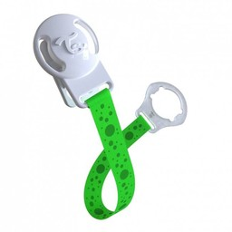 Twistshake Twistshake - Attache-Suce/Pacifier Clip, Vert/Green