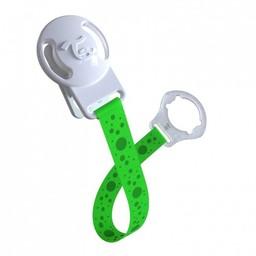 Twistshake Twistshake - Attache-Suce/Pacifier Clip, Vert/Green