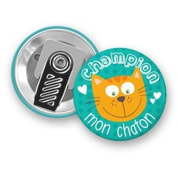 Minimo Minimo - Macaron De Motivation/Motivation Macaron, Champion Chaton/Champion Kitty
