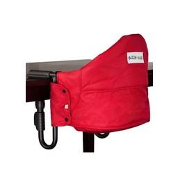 Guzzie + Guss Guzzie + Guss - Siège de Table Perch/Perch Clip On Chair, Rouge/Red