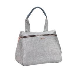 Lassig Lässig - Sac à Couche Rosie/Rosie Diaper Bag, Antracite Brillant/Anthracite Glitter