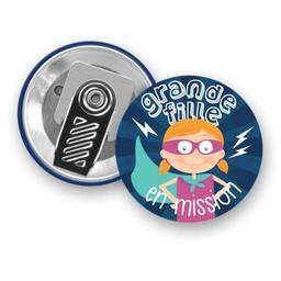 Minimo Minimo - Macaron De Motivation/Motivation Macaron, Grande Fille/Big Girl