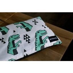 Maovic Maovic - Oreiller de Sarrasin/Buckwheat Pillow, Dinosaures/Dinosaurs