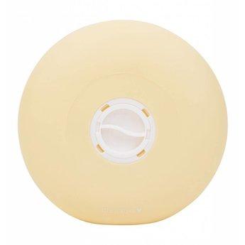 A Little Lovely Company A Little Lovely Company - Tirelire Beigne/Money Box Donut, Jaune/Yellow