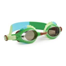 Bling 2 O Bling-2-O - Lunettes de Piscine Lizzard/Lizzard Swim Googles, Iguane Olive/Iguana Olive
