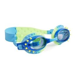 Bling 2 O Bling-2-O - Lunettes de Piscine/Swim Googles, Nelly, Bleu Lockness/Lockness Blue