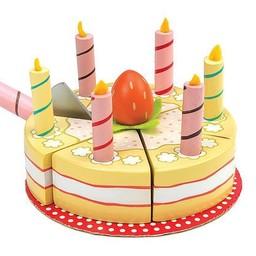 Le Toy Van Le Toy Van - Gâteau de Fête Vanille/Vanilla Birthday Cake
