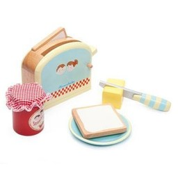 Le Toy Van Le Toy Van - Ensemble Grille-Pain Honeybake/Honeybake Toaster Set