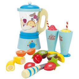 Le Toy Van Le Toy Van - Ensemble Mélangeur Fruits et Smoothie/Blender Set Fruits & Smoothie