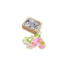 Le Toy Van Le Toy Van- Paniers du Marché/Market Crate, Fleurs/Flowers