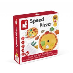 Janod Janod-Speed Pizza/Speed Pizza