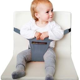 Siège de Voyage Minichair de Minimonkey Gris/Minimonkey's Minichair Travel Seat Grey