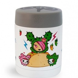 ZoLi Zoli - Contenant Isolé Pour Repas/Insulated Food Jar, Taco Sandy