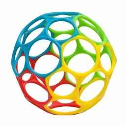 Oball Balle Oball/Oball, Multicolore/Multicolour
