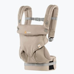 Ergobaby Ergobaby 360 - Porte-Bébé/Baby Carrier, Beige/Moonstone