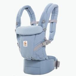 Ergobaby Ergobaby - Porte-bébé Adapt/Adapt Baby Carrier, Bleu Azure/Azure Bleu