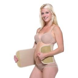 Belly Bandit Belly Bandit - Enveloppe pour le Ventre en Bambou/Bamboo Belly Wrap, Naturel/Natural