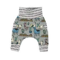 Little Yogi Little Yogi - Pantalon Évolutif Lama/Little Lama Evolutive Pants