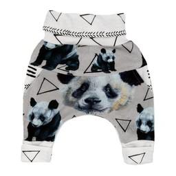 Little Yogi Little Yogi - Pantalon Évolutif Panda/Little Panda Evolutive Pants