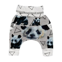 Little Yogi Little Yogi - Pantalon Évolutif Panda/Little Panda Evolutive Pants