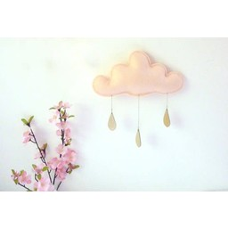 The Butter Flying The Butter Flying - Nuage Spring/Spring Cloud, Pêche/Peach