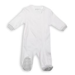 Juddlies Juddlies - Pyjama à Pattes/Sleeper, Blanc/White