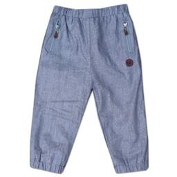 L&P L&P - Pantalons D'extérieur Boys HE1/Boys HE1 Outwear Pants, Gris/Grey