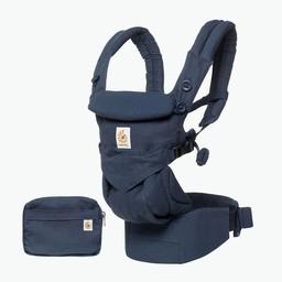 Ergobaby Ergobaby 360 - Porte-Bébé Omni/Omni Baby Carrier, Bleu Minuit/Midnight Blue
