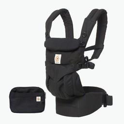Ergobaby Ergobaby 360 - Porte-Bébé/Baby Carrier, Noir Pure/Pure Black