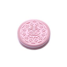 Bulle Bijouterie Bulle Bijouterie - Jouet de Dentition Oreo/Oreo Teether, Rose Pâle/Light Pink