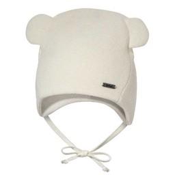 Broel Broel- Tuque Bebe/Bebe Hat, Crème/Cream