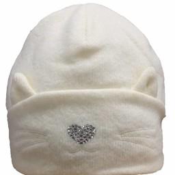 Broel Broel - Tuque Chloe/Chloe Hat, Crème/Cream