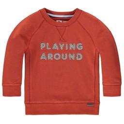 Tumble n Dry Tumbe N' Dry - Chandail Cadmian/Cadmian Sweater, Terracotta