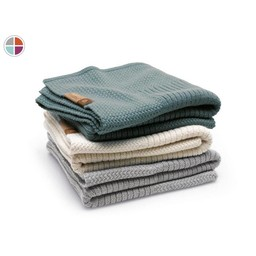 Bugaboo Bugaboo - Couverture en Laine Douce/Bugaboo Soft Wool Blanket