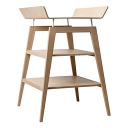Leander Leander Linea - Table à Langer avec Matelas/Changer and Mattress, Chêne Naturel/Natural Oak