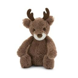 Jellycat Jellycat - Reine Bashfull/Bashfull Reindeer, Petit/Small