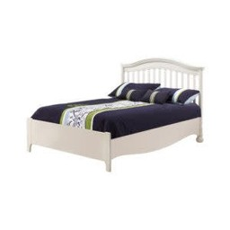 Natart Juvenile Natart Avalon - Lit Double avec Pied de Lit à Profil Bas/Double Bed with Low Profile Footboard & rails