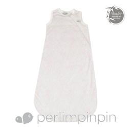 Perlimpinpin Perlimpinpin - Sac de Nuit en Bambou/Bamboo Sleep Bag, Coeurs/Hearts
