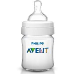 Philips Avent Philips AVENT - Biberon Anticoliques Classic+/Classic+ Anti-colic Bottle, 4 Onces