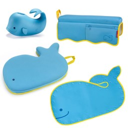 Skip Hop Skip Hop - Ensemble D'essentiels Pour le Bain Moby/Moby Bathtime Essentials Kit