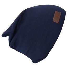L&P L&P, Boston V4 - Tuque de Coton/Cotton Beanie, Marine/Navy