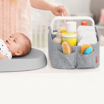 Skip Hop Skip Hop - Panier Veilleuse Pour Couches et Lingettes/Nursery Style Light Up Diaper Caddy