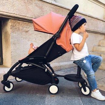Babyzen Babyzen - Planche à Roulettes pour Poussette Yoyo+/Board for Yoyo+ Stroller