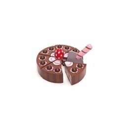 Le Toy Van Le Toy Van - Gâteau de Fête Chocolat/Chocolate Birthday Cake