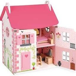 Janod Janod - Petite Maison de Poupées/Little Doll House