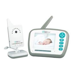 bblüv BBLüv - Moniteur Vidéo Numérique Tout-en-Un Viziö/Viziö All-in-One Digital Video Baby Monitor