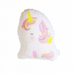A Little Lovely Company A Little Lovely Company - Coussin Petite Licorne/Little Unicorn Cushion