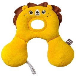 Benbat Repose Tête Travel Friend de Benbat/Benbat Travel Friend Headrest, Lion 0-12 Mois/Months